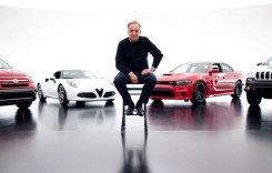 Top 5 mașini care au marcat era lui Sergio Marchionne