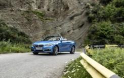 Test drive BMW Seria 2 Cabrio facelit – Cerul e limita