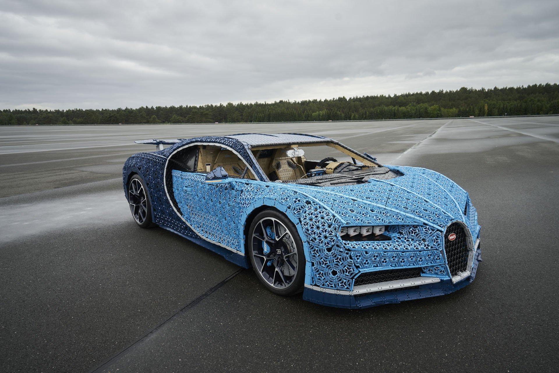 Bugatti Chiron LEGO (5)