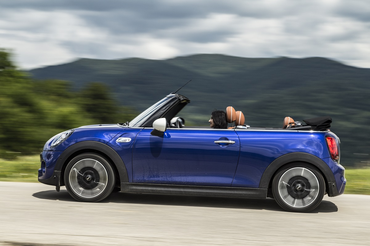 MINI Cooper Cabrio S Facelift (5)
