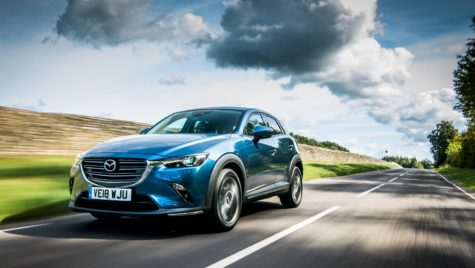 Mazda CX-3 facelift are o surpriză sub capotă
