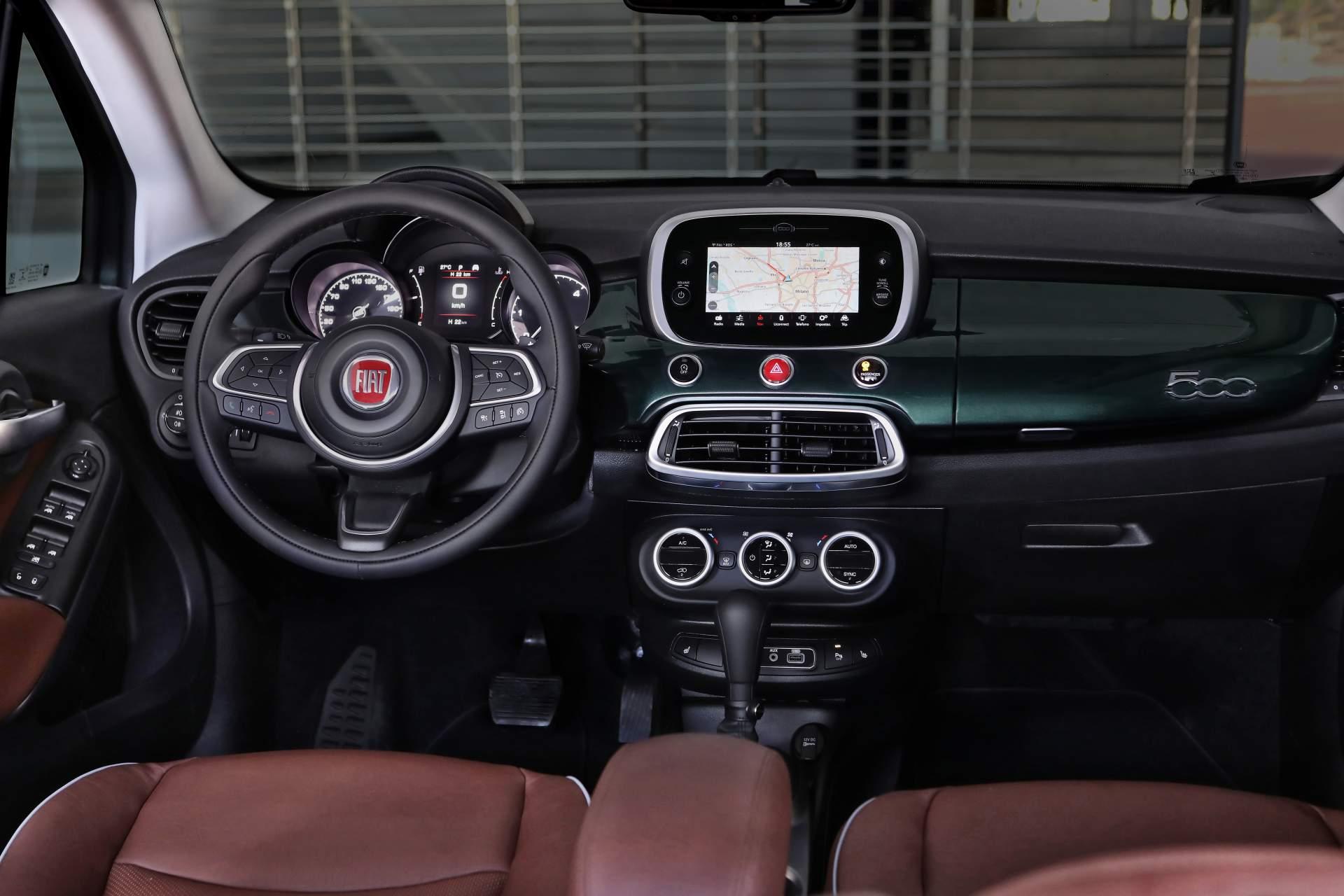 Noul Fiat 500X