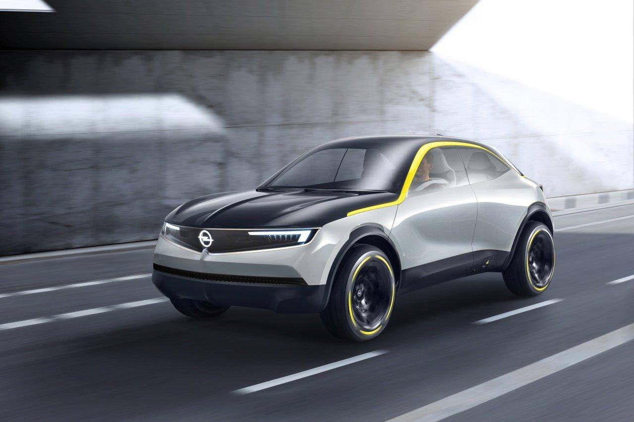 Opel GT X Experiemental