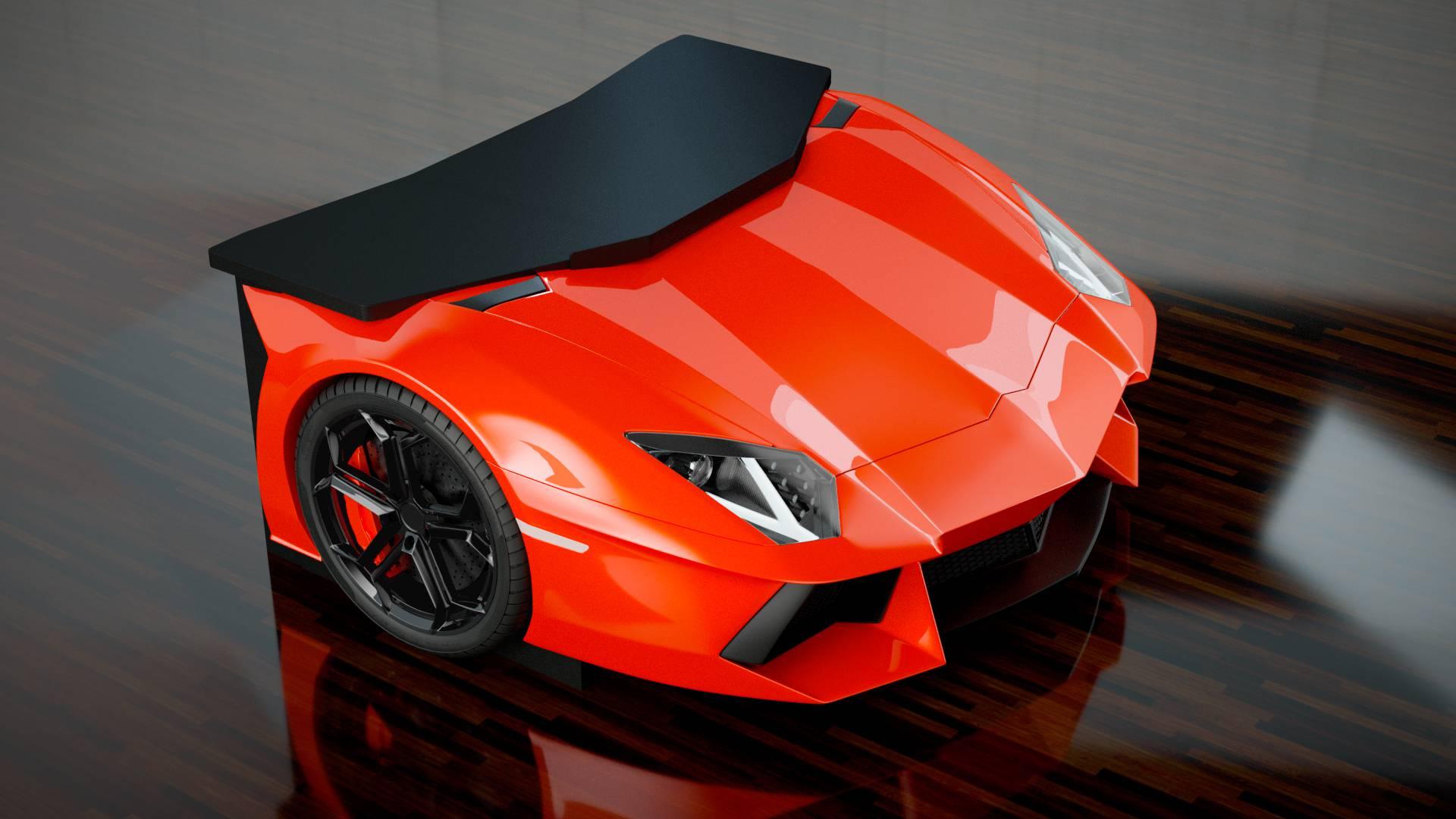 Birou Lamborghini