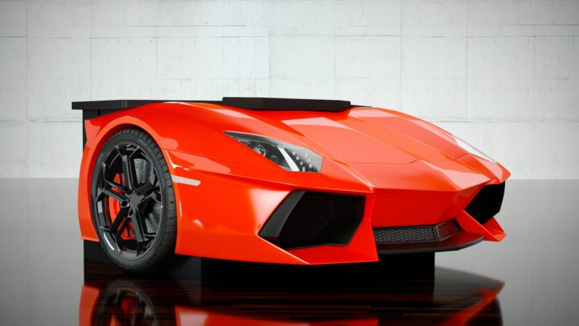 Birou Lamborghini (4)