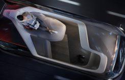 Concept Volvo – Suedezii au creat mașina în care poți să dormi în mers