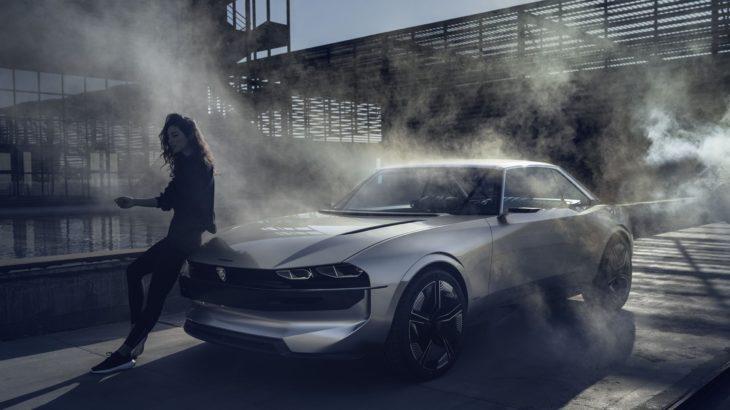Conceptul Peugeot e-Legend – Sala de jocuri pe roți