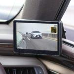 Lexus ES fără oglinzi retrovizoare
