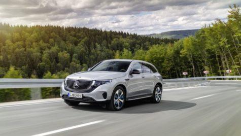 Noul Mercedes-Benz EQC – Începe o nouă eră în electromobilitate