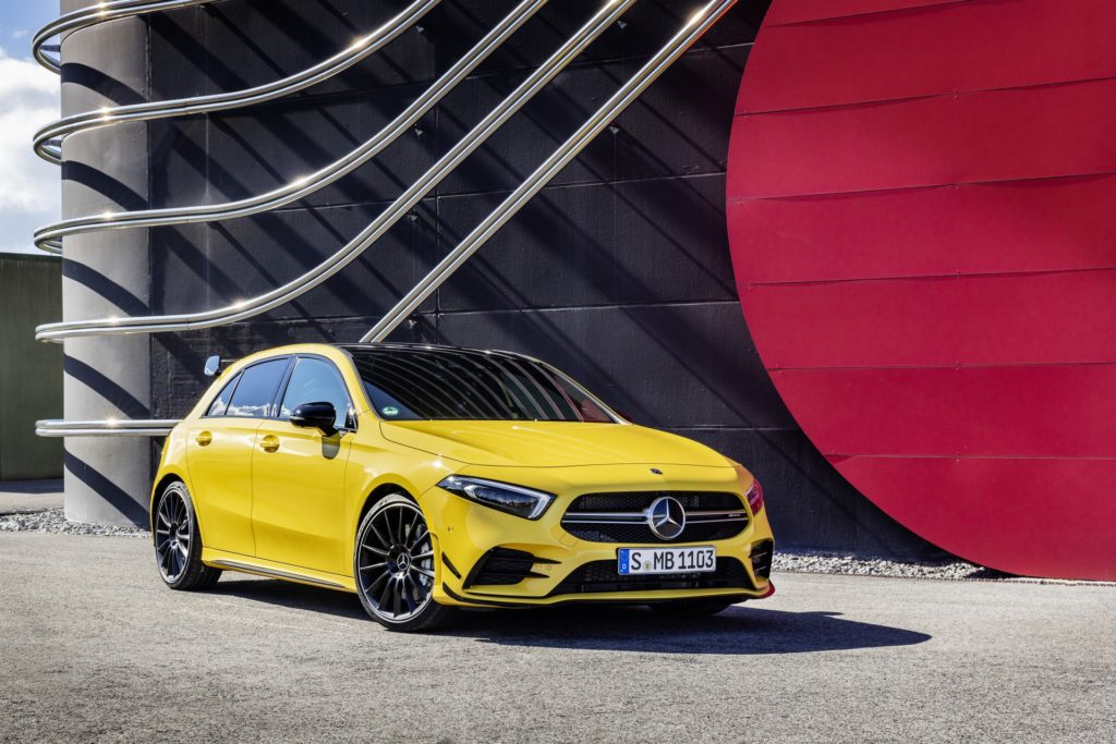 Noul Mercedes-AMG A 35 4MATIC (13)
