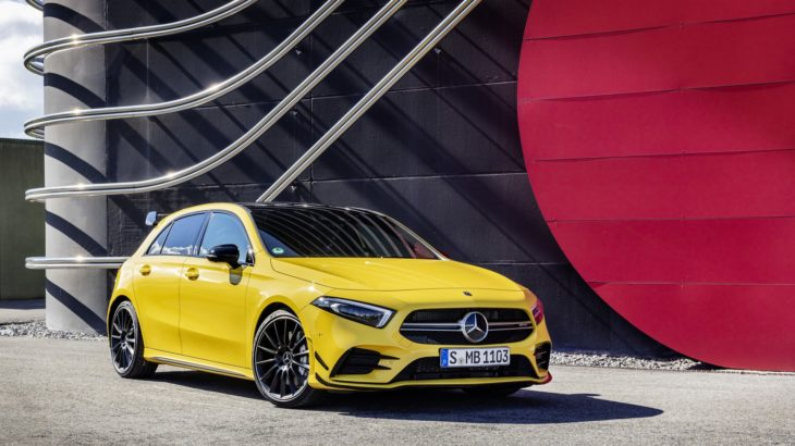 Noul Mercedes-AMG A 35 4MATIC – Sexy și rău