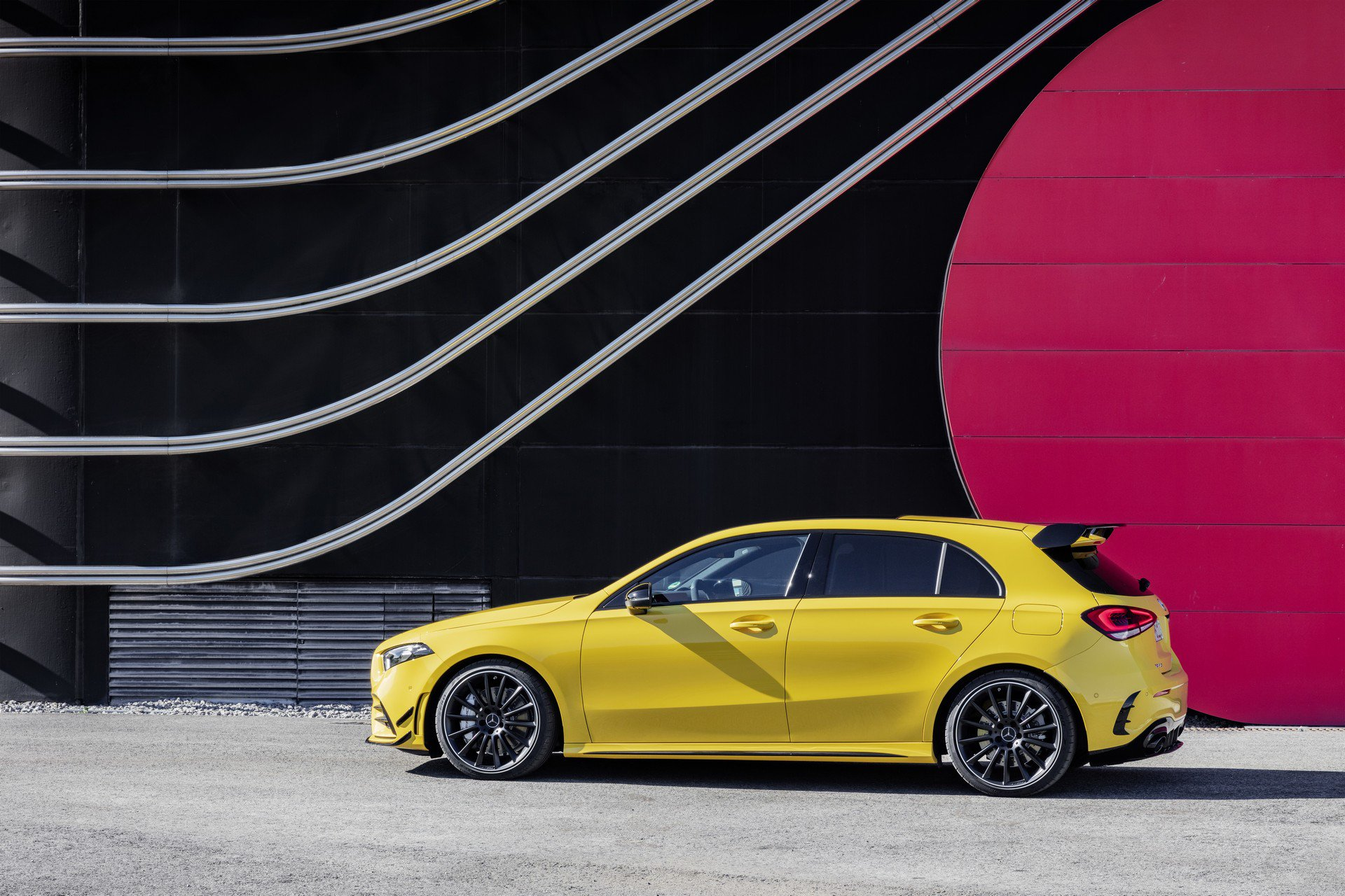 Noul Mercedes-AMG A 35 4MATIC (25)
