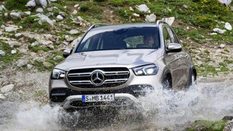 Zece lucruri pe care trebuie să le știi despre noul Mercedes-Benz GLE