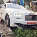 Rolls-Royce Ghos accident (3)
