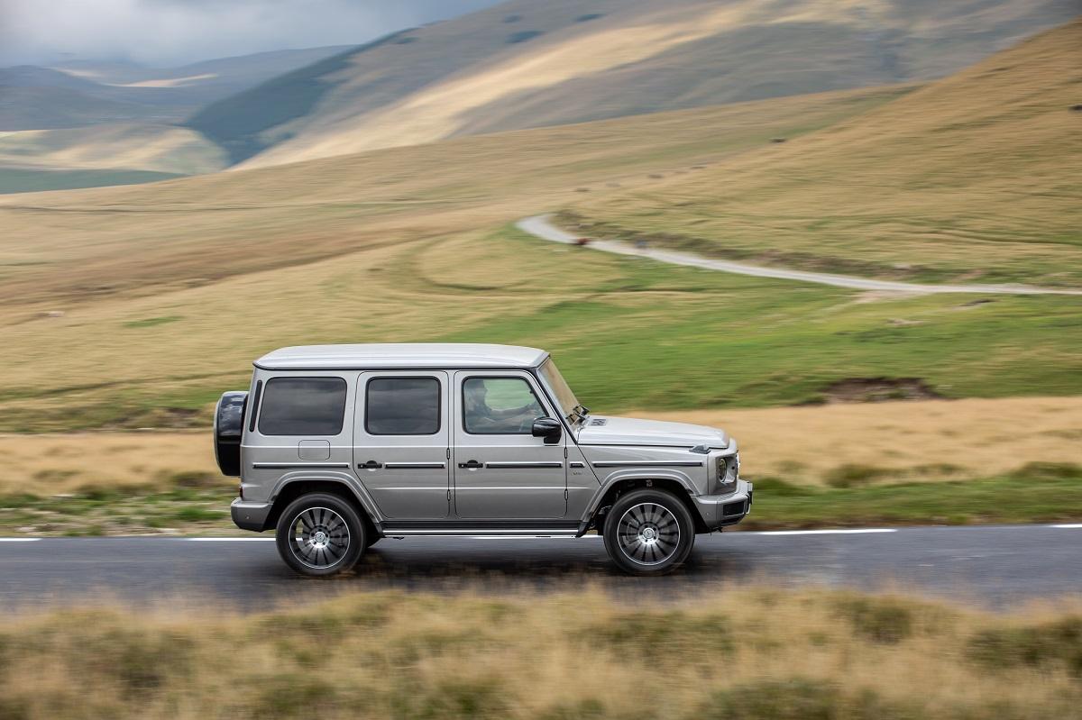 Test drive Mercedes-Benz G 500 (10)