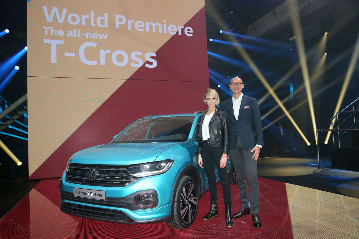 Cara T-Cross