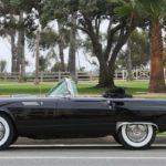 Marilyn Monroe Ford Thunderbird (10)