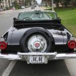 Marilyn Monroe Ford Thunderbird (5)