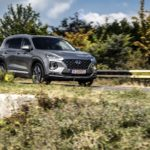 Test drive Hyundai Santa Fe 2.2 CRDI 200 CP 8AT 4x4 Luxury