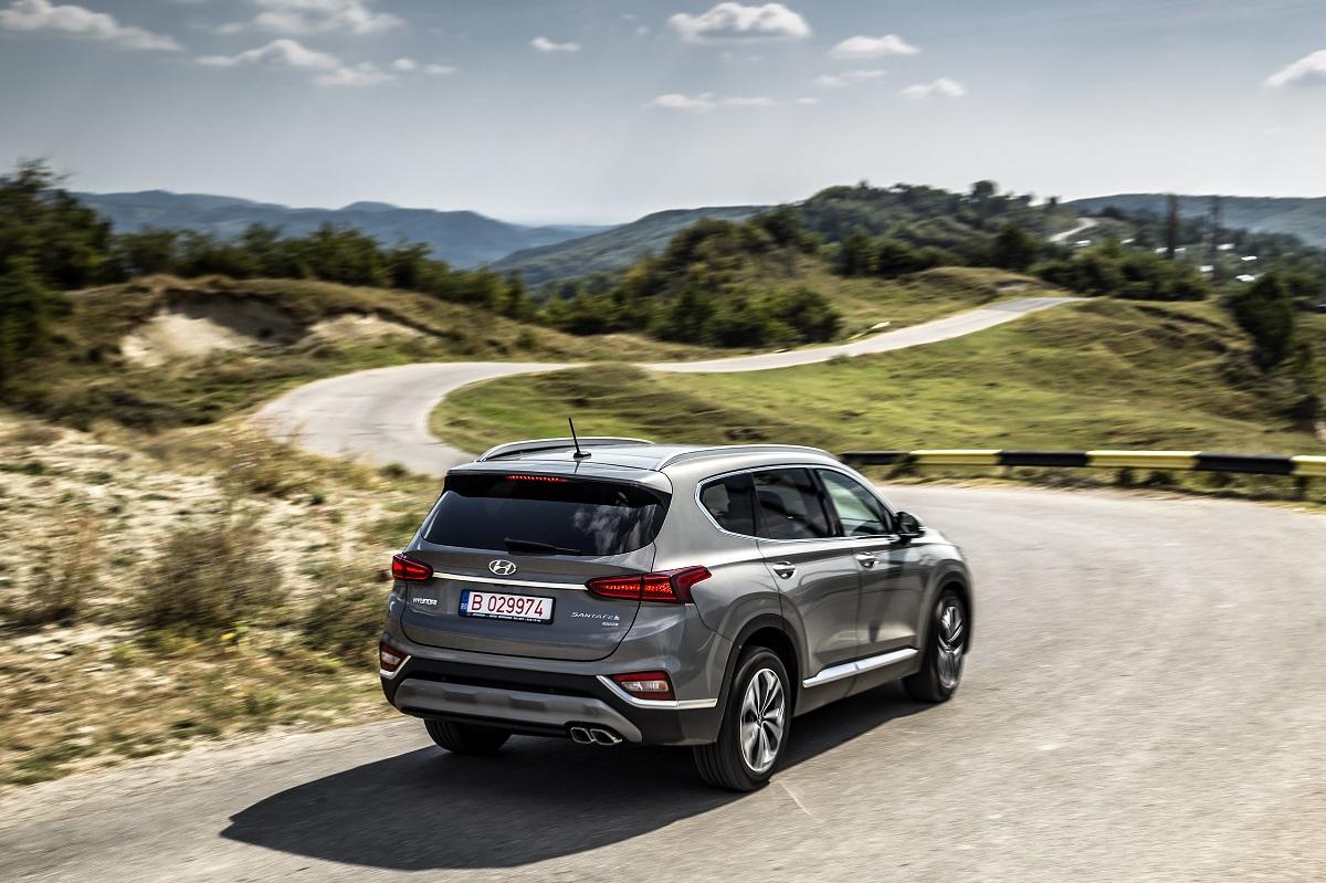 Test drive Hyundai Santa Fe 2.2 CRDI 200 CP 8AT 4x4 Luxury (4)