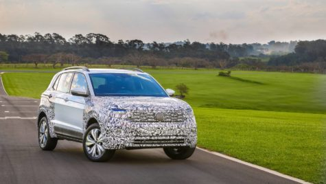 Save the date! Volkswagen T-Cross va fi prezentat în curând