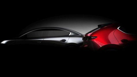 Mazda3 – 5 lucruri despre mașina care va fi prezentată la Salonul Auto de la Los Angeles