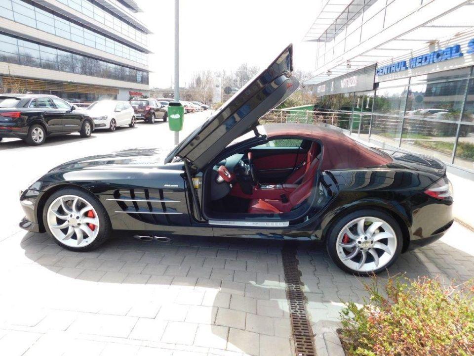 Cele mai scumpe mașini Mercedes-Benz SLR (2)