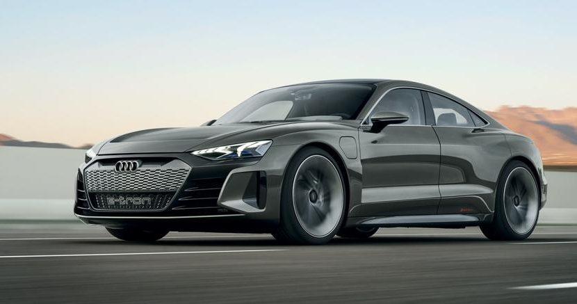 Conceptul Audi E-Tron GT Sedan (2)