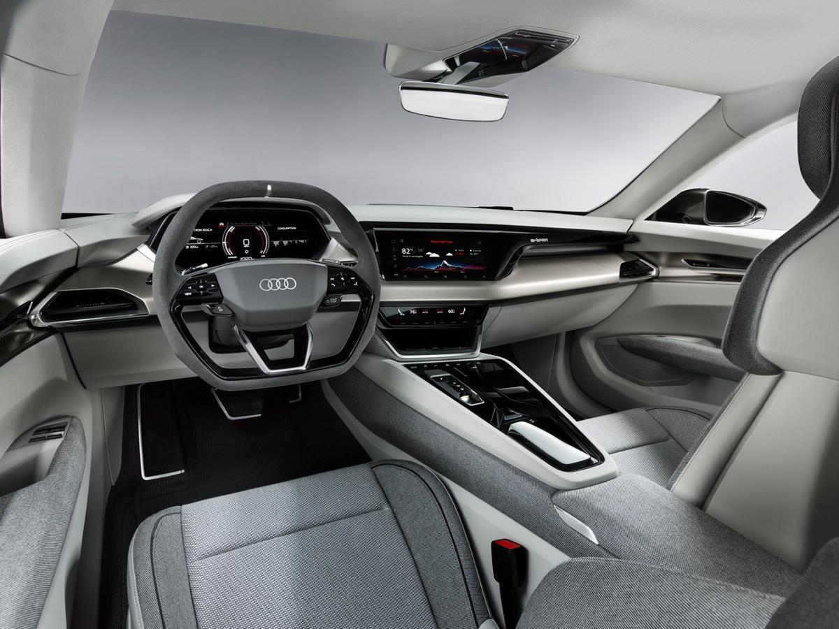 Conceptul Audi E-Tron GT Sedan (4)