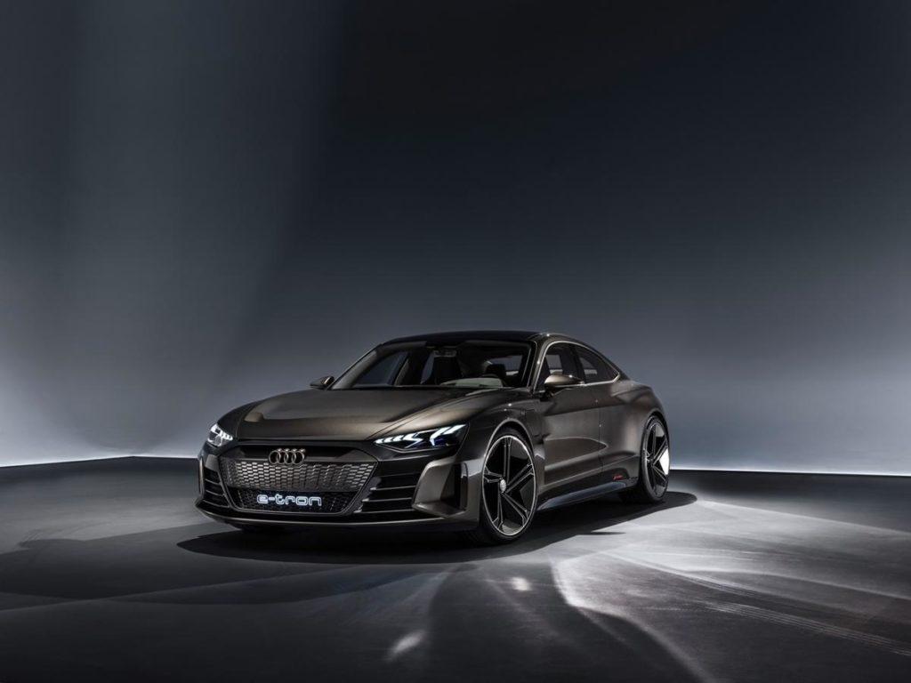 Conceptul Audi E-Tron GT Sedan (8)