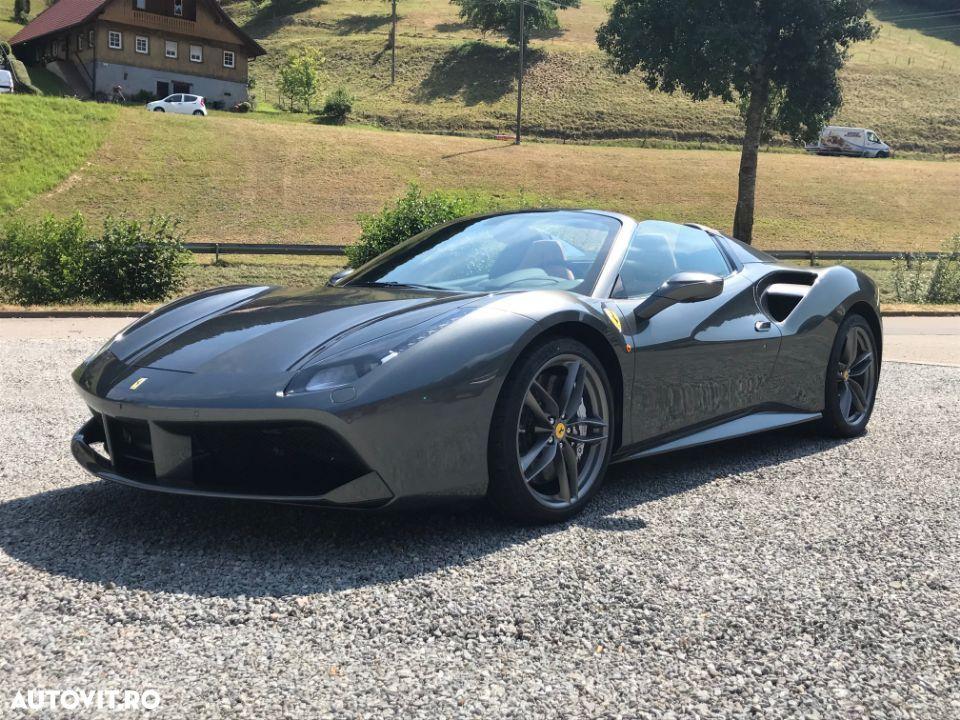 Ferrari 488 Cele mai scumpe mașini