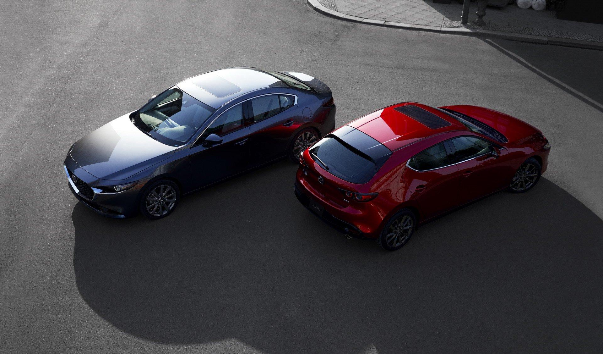 Noua Mazda3 (2)
