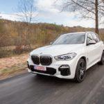 Noul BMW X5 M50d (19)