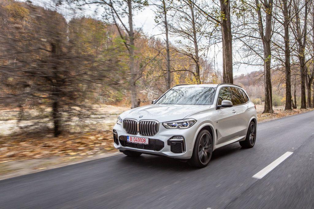 Noul BMW X5 M50d (22)
