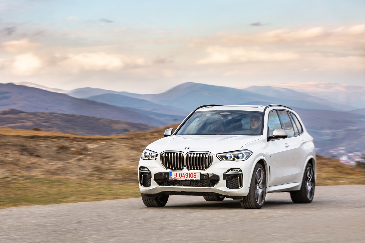 Noul BMW X5 M50d (23)