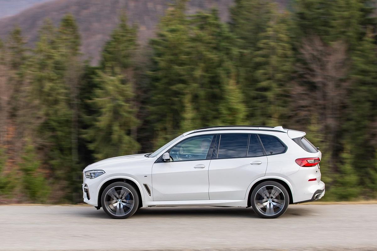 Noul BMW X5 M50d (24)