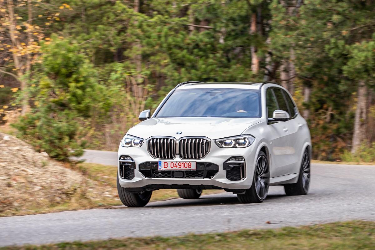 Noul BMW X5 M50d (27)