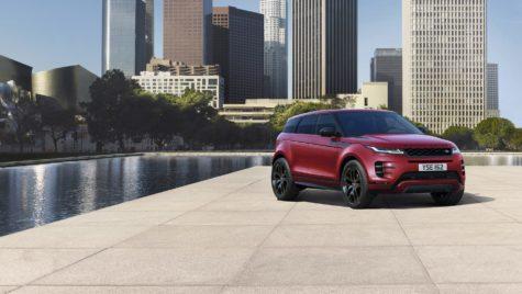 Noul Range Rover Evoque – 5 lucruri despre noul SUV de lifestyle