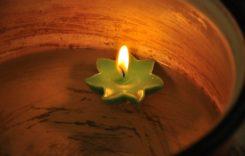 Despre magia lumânărilor decorative cu Claudia Ghetu