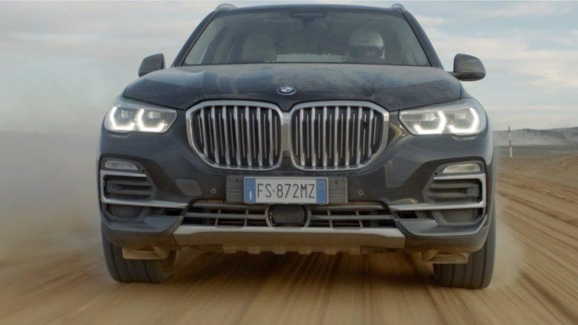 Sahara Noul BMW X5