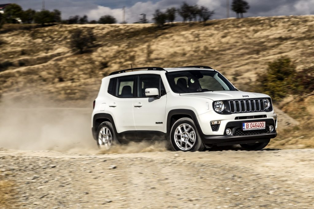 Test drive Jeep Renegade 1.0 MultiAir (10)