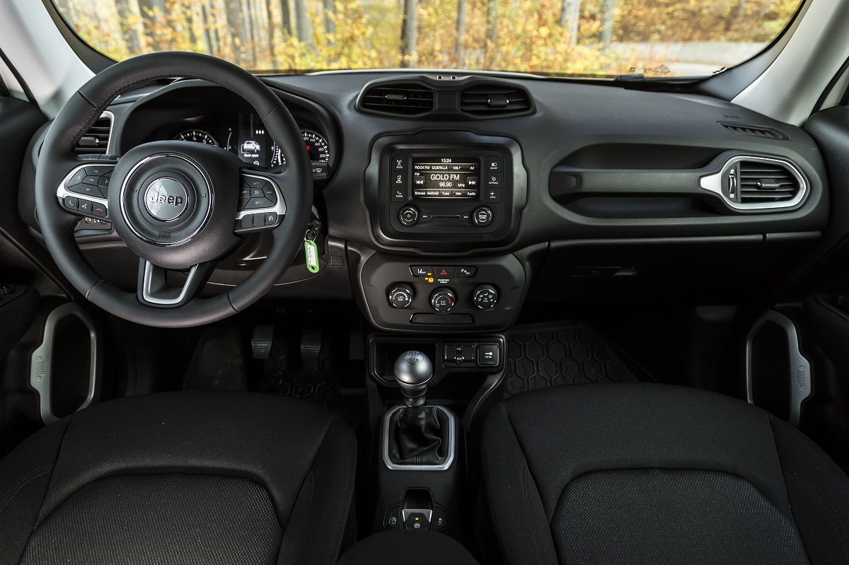 Test drive Jeep Renegade 1.0 MultiAir (15)