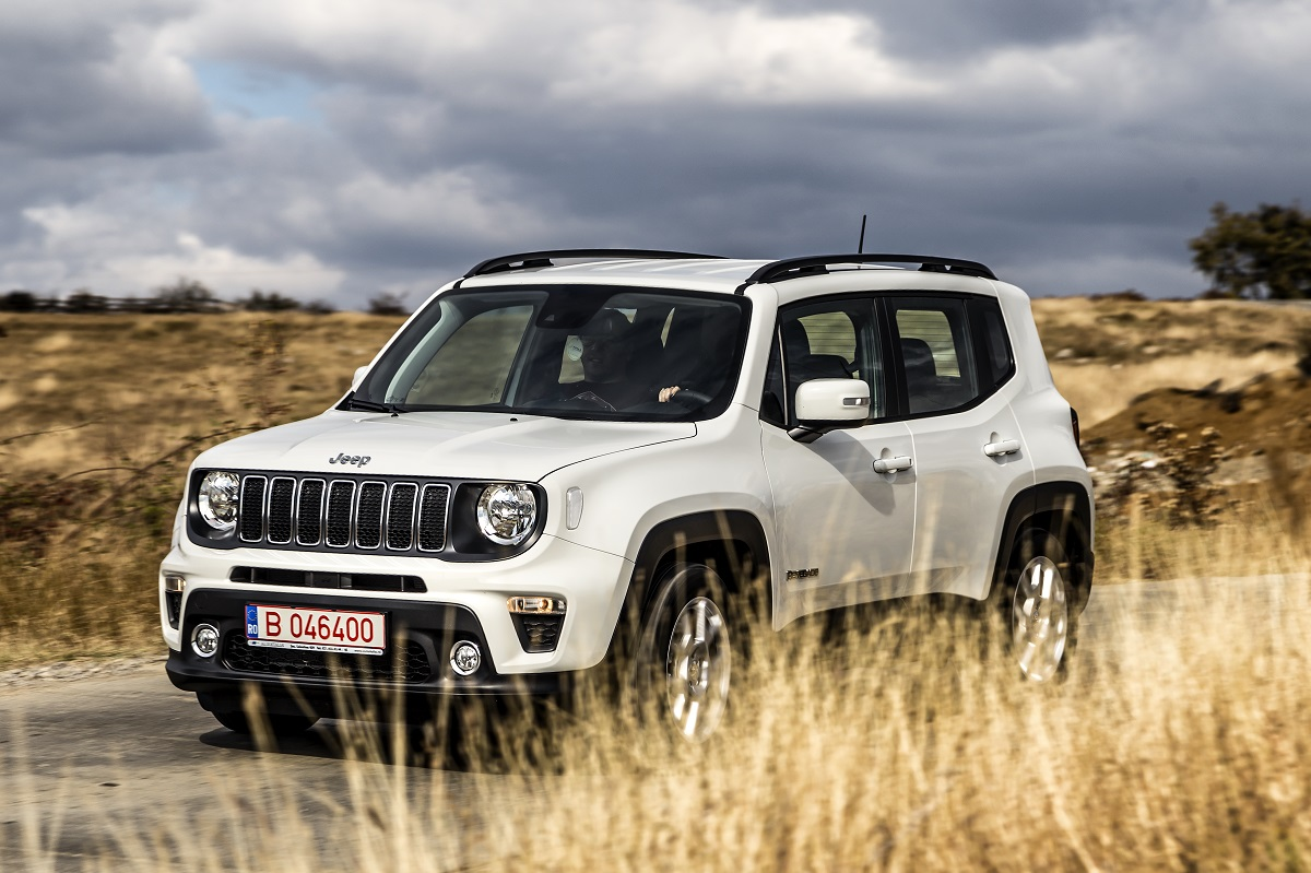 Test drive Jeep Renegade 1.0 MultiAir (6)
