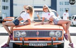 De la ruși vin fetele frumoase! Are Lada cele mai reușite fane?