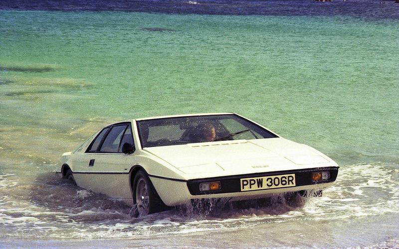 mașini James Bond Lotus Esprit S1 (The Spy Who Loved Me, 1977)