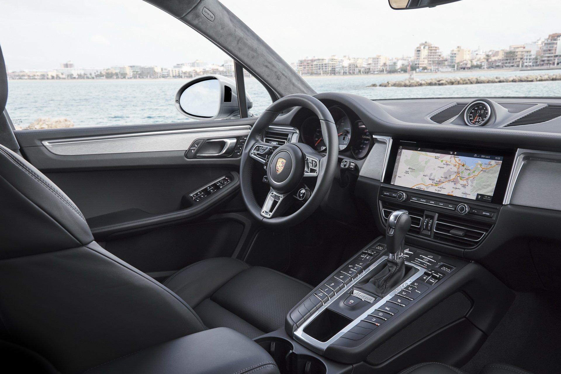 Noul Porsche Macan S (1)