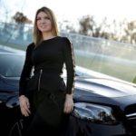 Simona Halep Mercedes