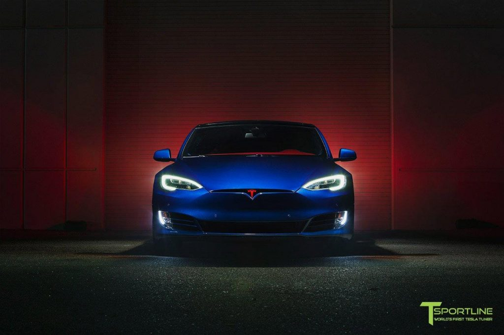 Superman Tesla Model S (5)