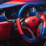Superman Tesla Model S (7)
