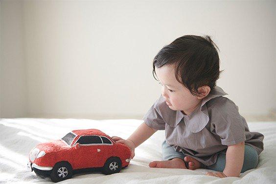 metodă de calmat copiii Honda NSX (3)